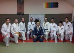 Séminaires Hapkido originel jungki kwan dojunim choi yong sul grand master LIM hyun soo